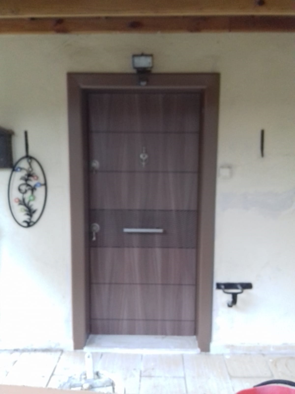 Çelik kapılar